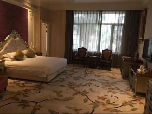 Suzhou Tianyu Garden Hotel, Hotels  Suzhou - big - 12