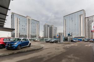 SpbMannia Pulkovo, Apartmanok  Szentpétervár - big - 49