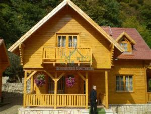 Casa Alexandra, Vily  Izvoarele de Sus - big - 5