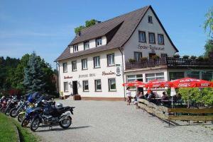 Gasthaus und Pension Hintere Höfe
