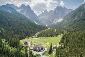 obrázek - Hotel Dolomitenhof & Chalet Alte Post