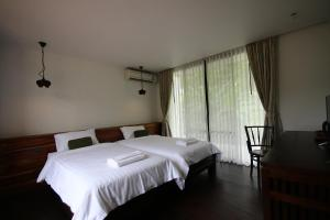 Villa DE View Chiang dao, Lodge  Chiang Dao - big - 12