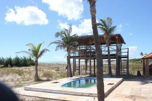 Casa de Praia Litoral Piauí, Nyaralók  Luis Correia - big - 1