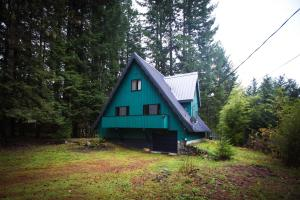 The Green A Frame, Case vacanze  Packwood - big - 10