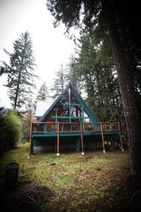 The Green A Frame, Case vacanze  Packwood - big - 6