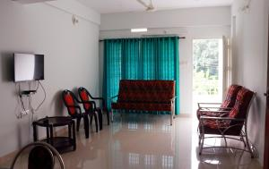EN Jays Residency (Service Apartments), Апартаменты  Kottayam - big - 7