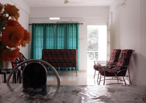 EN Jays Residency (Service Apartments), Апартаменты  Kottayam - big - 8