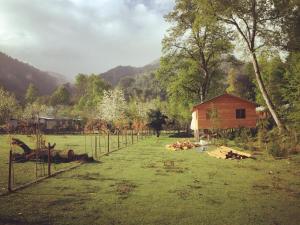 Cabañas Namoncahue