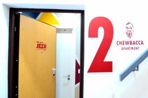 The Red Jedi, Apartmány  Lisabon - big - 22