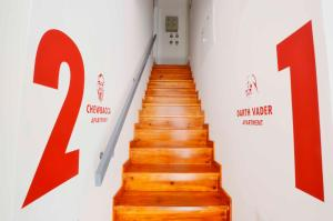 The Red Jedi, Apartmány  Lisabon - big - 51