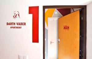 The Red Jedi, Appartamenti  Lisbona - big - 23