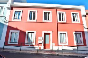The Red Jedi, Appartamenti  Lisbona - big - 49
