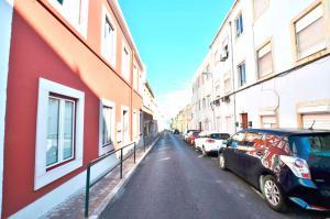 The Red Jedi, Appartamenti  Lisbona - big - 50