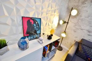 The Red Jedi, Appartamenti  Lisbona - big - 35