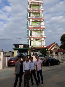 Mimosa 5 Hotel, Hotels  Phan Rang - big - 1