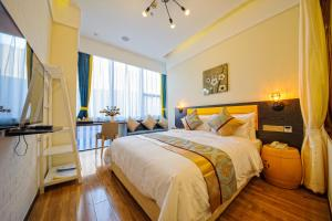 Alibaba Hotel Mudu Branch, Hotely  Suzhou - big - 28