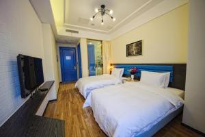 Alibaba Hotel Mudu Branch, Szállodák  Szucsou - big - 30