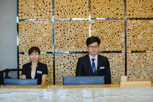 Alibaba Hotel Mudu Branch, Szállodák  Szucsou - big - 4