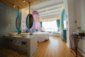 Alibaba Hotel Mudu Branch, Hotely  Suzhou - big - 35