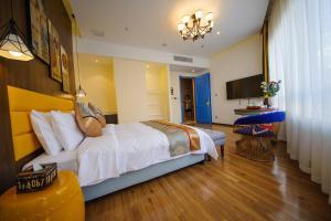 Alibaba Hotel Mudu Branch, Hotely  Suzhou - big - 49