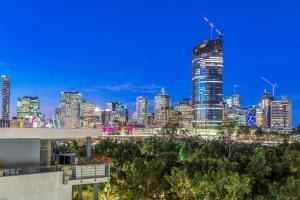 Southbank - Amazing Location - Modern/Cool, Apartmány  Brisbane - big - 6