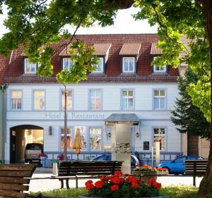 Bluhm's Hotel & Restaurant am Markt