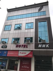 Hotel Mmk, Hotels  Kānpur - big - 32