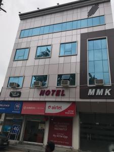 Hotel Mmk, Hotels  Kānpur - big - 31