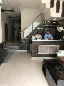 Hotel Mmk, Hotels  Kānpur - big - 30