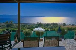 Argaka Sea View Villa No 1, Villas  Argaka - big - 17