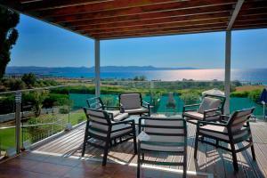 Argaka Sea View Villa No 1, Villas  Argaka - big - 18