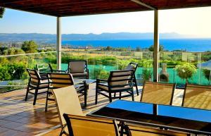 Argaka Sea View Villa No 1, Villas  Argaka - big - 20