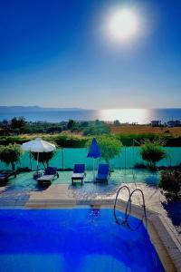 Argaka Sea View Villa No 1, Villen  Argaka - big - 21