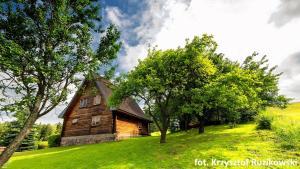 Chata Czostkowie Dom Rospuda Polsko