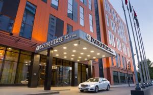 Отель Doubletree by Hilton - фото 14