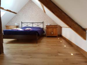 Le Moulin St Jean, Bed & Breakfast  Loches - big - 14
