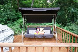 Dove Pension, Case vacanze  Pyeongchang  - big - 6