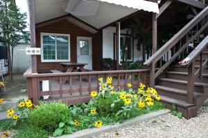 Prime Zone Pension, Holiday homes  Pyeongchang  - big - 20