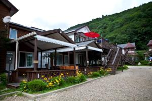 Prime Zone Pension, Holiday homes  Pyeongchang  - big - 40