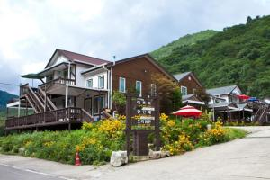 Prime Zone Pension, Holiday homes  Pyeongchang  - big - 41