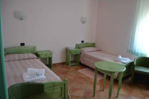 Hotel Janas, Отели  Тертения - big - 22