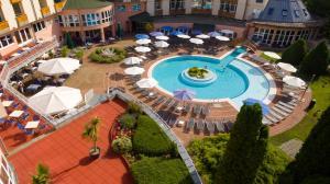 Lotus Therme Hotel & Spa, Resort  Hévíz - big - 56