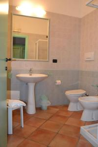 Hotel Janas, Отели  Тертения - big - 19