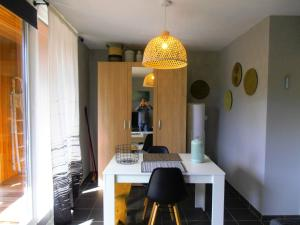 Studio Le Vedeur avec balcon vue sur rivière(Durbuy)