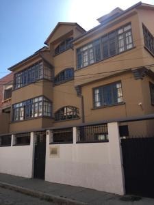Ла-Пас - A La Maison