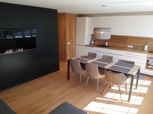 Amber Wind Apartment, Апартаменты  Юодкранте - big - 5