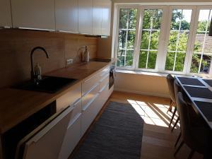 Amber Wind Apartment, Апартаменты  Юодкранте - big - 9