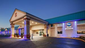 Best Western Burlington Inn