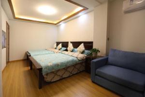 Putuo mountain Sifang Ju Apartment, Appartamenti  Zhoushan - big - 4
