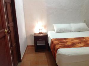 Casona El Retiro Barichara, Appartamenti  Barichara - big - 92